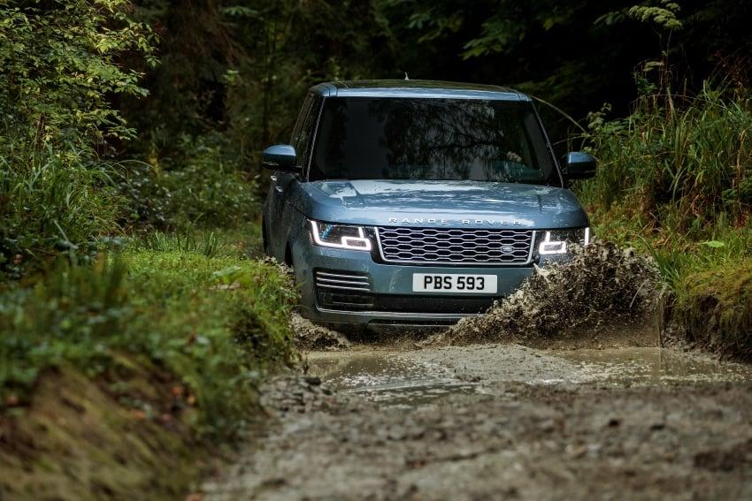Range Rover facelift gets PHEV variant, added luxury Image #722816