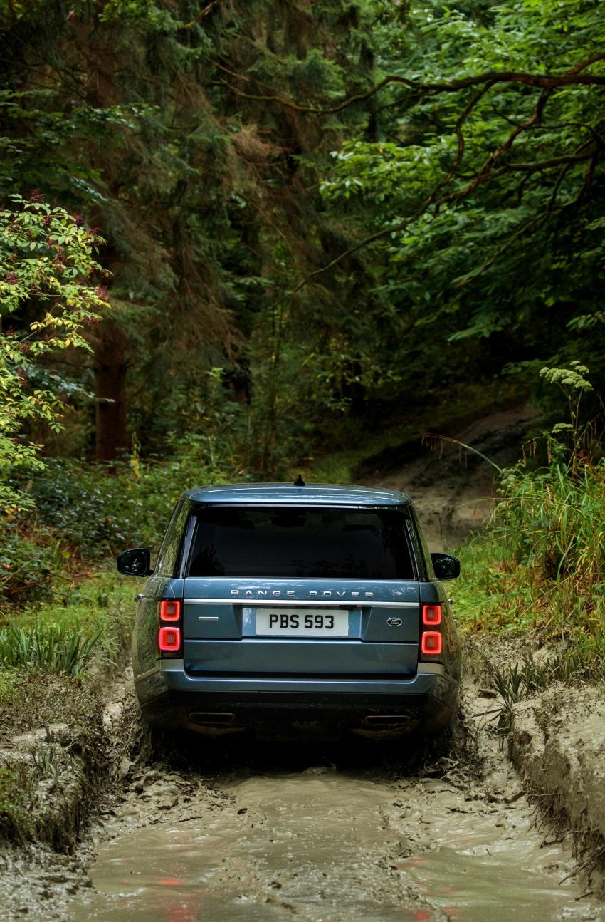 Range Rover facelift gets PHEV variant, added luxury Image #722818