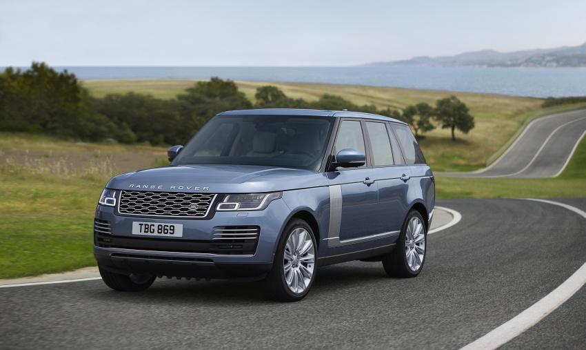 Range Rover facelift gets PHEV variant, added luxury Image #722822