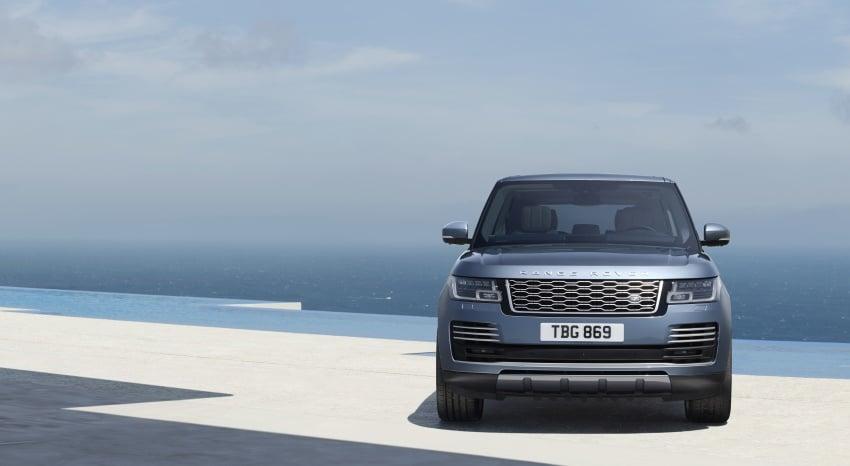 Range Rover facelift gets PHEV variant, added luxury Image #722824