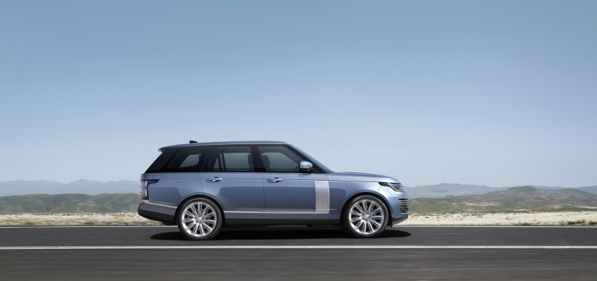 Range Rover facelift gets PHEV variant, added luxury Image #722825