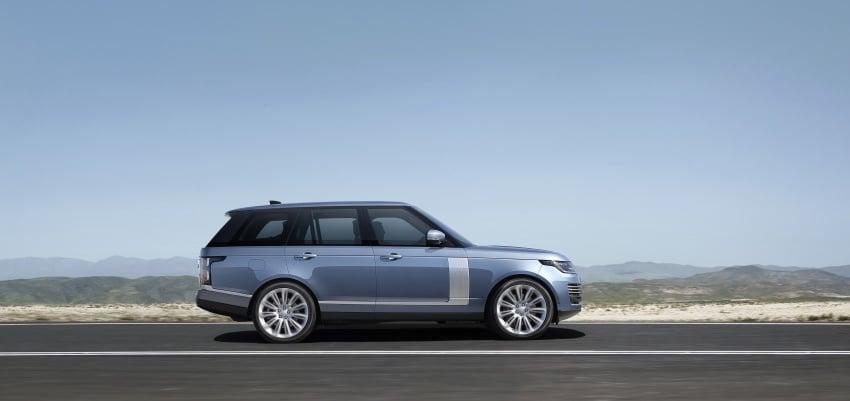 Range Rover facelift gets PHEV variant, added luxury Image #722825
