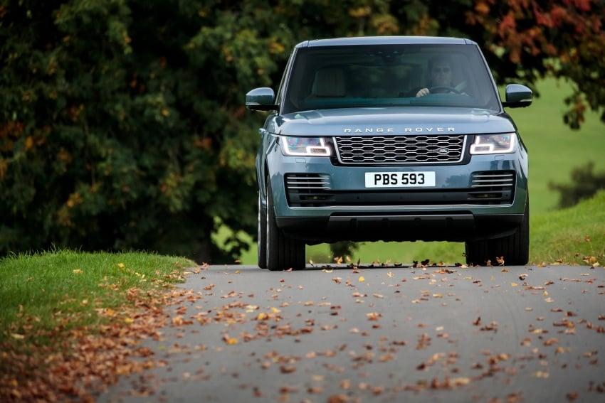 Range Rover facelift gets PHEV variant, added luxury Image #722827