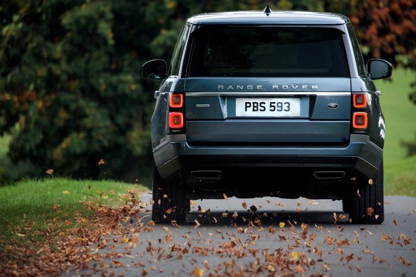 Range Rover facelift gets PHEV variant, added luxury Image #722828