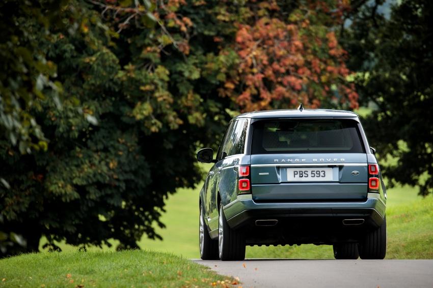 Range Rover facelift gets PHEV variant, added luxury Image #722832