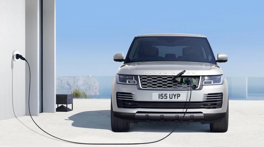 Range Rover facelift gets PHEV variant, added luxury Image #722853
