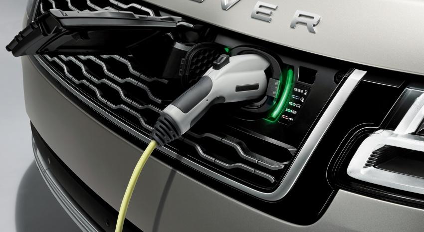 Range Rover facelift gets PHEV variant, added luxury Image #722854
