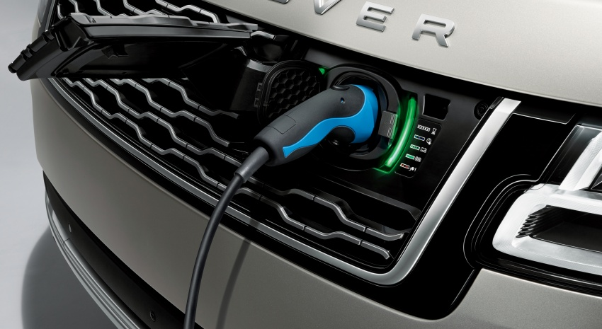 Range Rover facelift gets PHEV variant, added luxury Image #722855