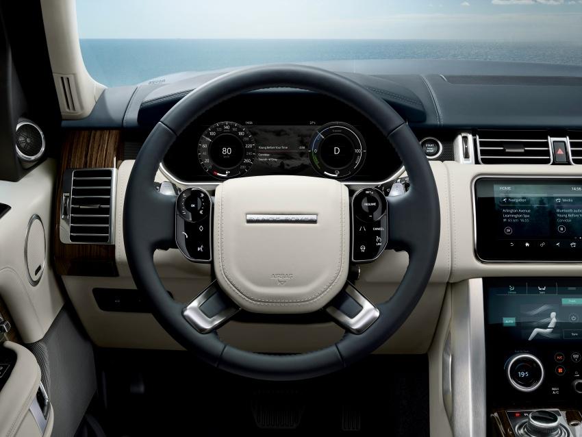 Range Rover facelift gets PHEV variant, added luxury Image #722863