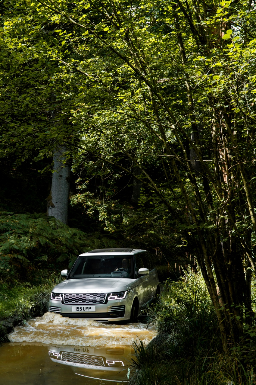 Range Rover facelift gets PHEV variant, added luxury Image #722868