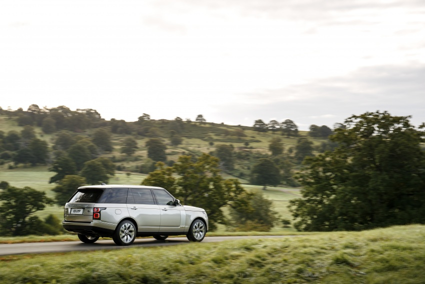 Range Rover facelift gets PHEV variant, added luxury Image #722871