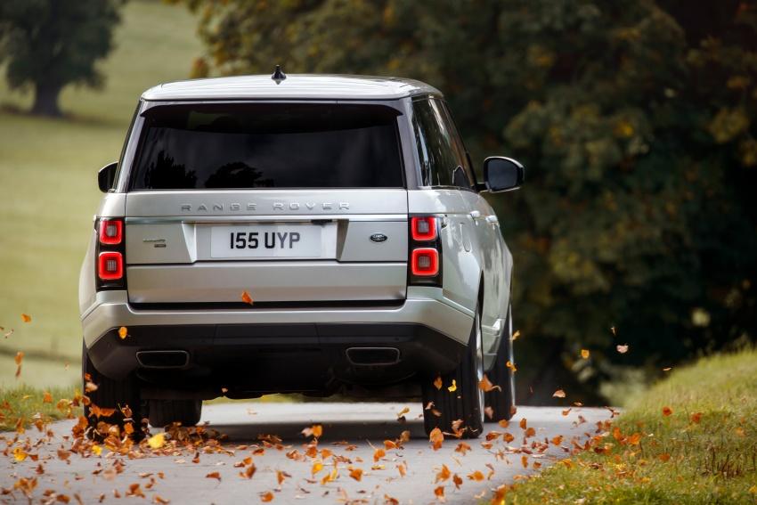 Range Rover facelift gets PHEV variant, added luxury Image #722875