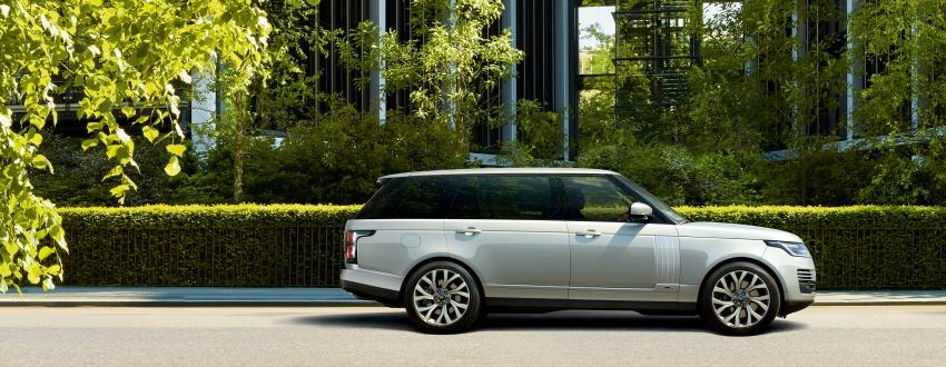 Range Rover facelift gets PHEV variant, added luxury Image #722877