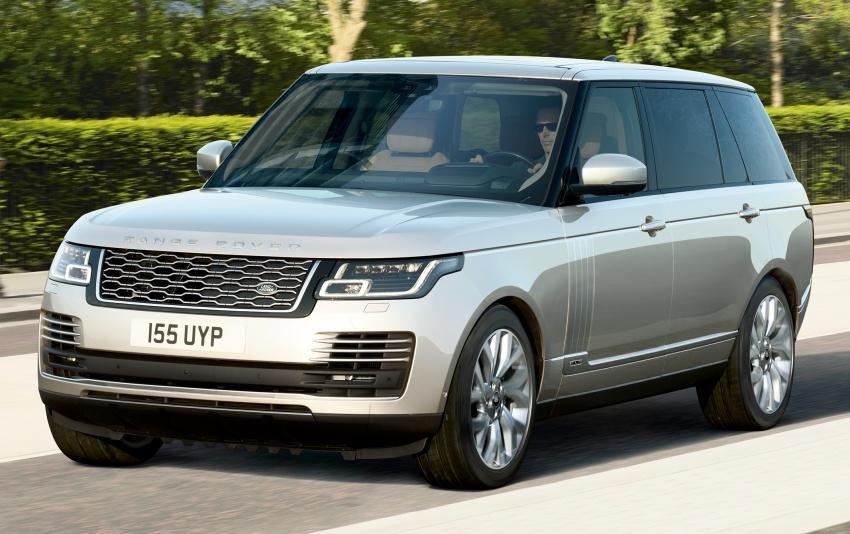 Range Rover facelift gets PHEV variant, added luxury Image #722878