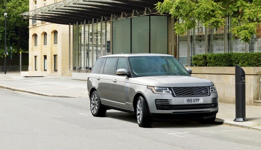 Range Rover facelift gets PHEV variant, added luxury Image #722879