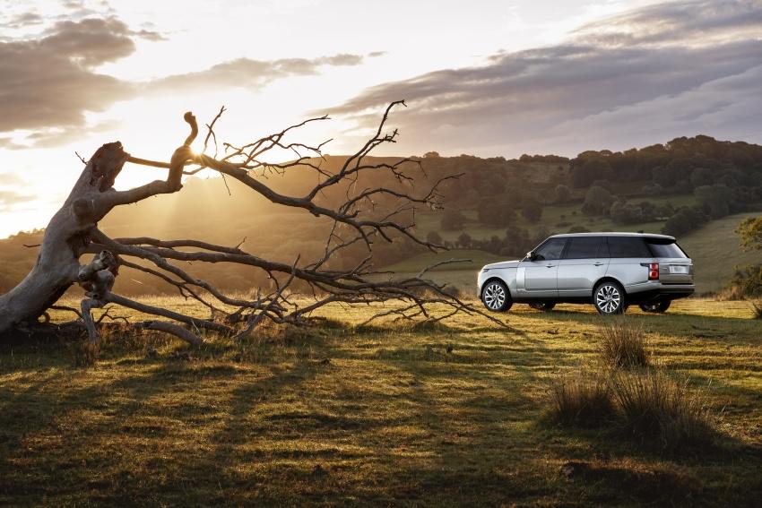Range Rover facelift gets PHEV variant, added luxury Image #722883