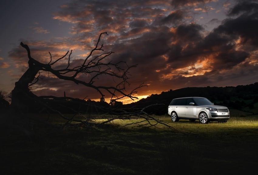 Range Rover facelift gets PHEV variant, added luxury Image #722885