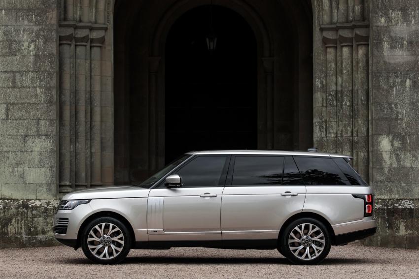 Range Rover facelift gets PHEV variant, added luxury Image #722889