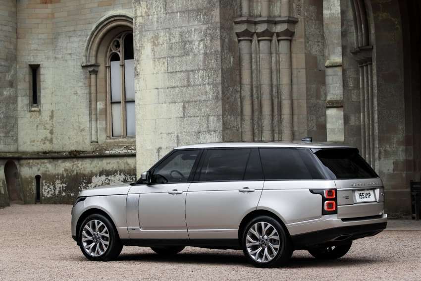 Range Rover facelift gets PHEV variant, added luxury Image #722890