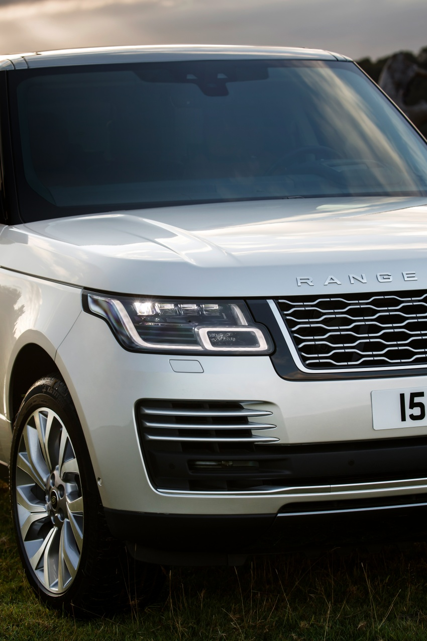 Range Rover facelift gets PHEV variant, added luxury Image #722892