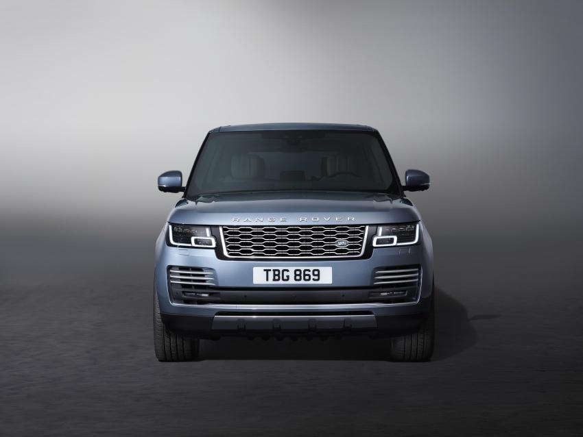 Range Rover facelift gets PHEV variant, added luxury Image #722836