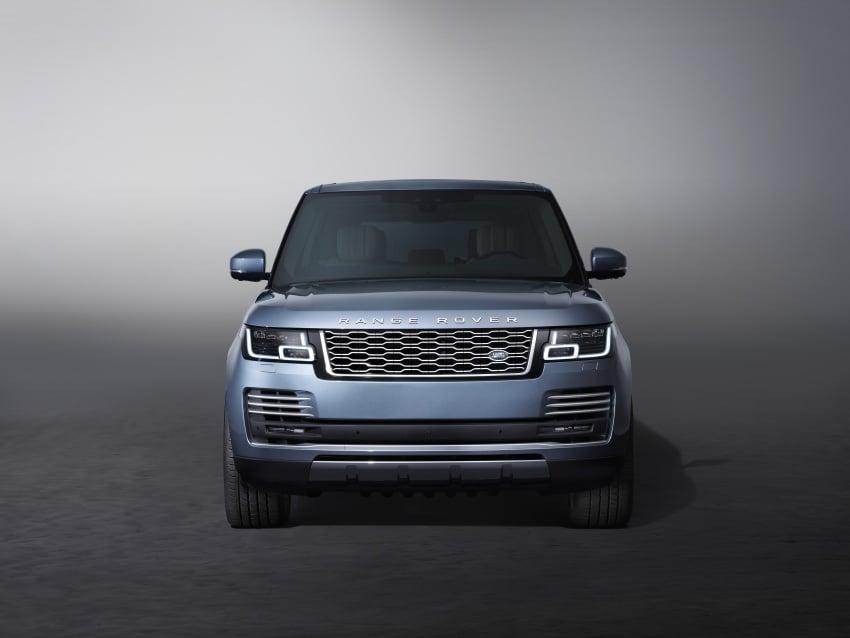 Range Rover facelift gets PHEV variant, added luxury Image #722837