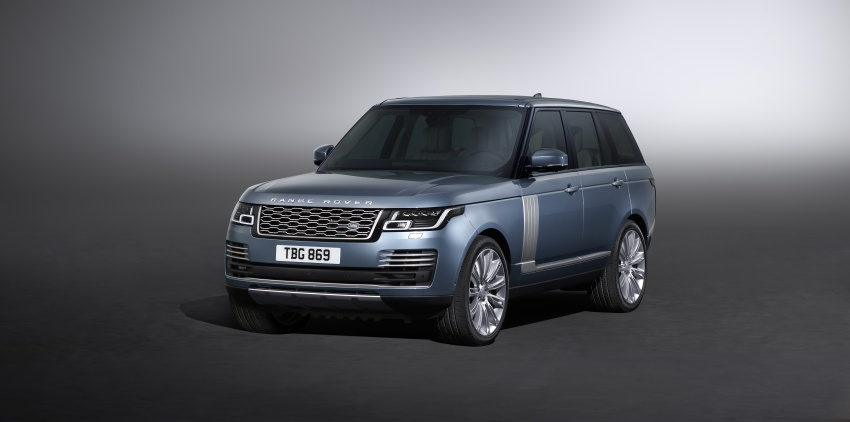 Range Rover facelift gets PHEV variant, added luxury Image #722838