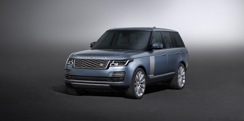 Range Rover facelift gets PHEV variant, added luxury Image #722840