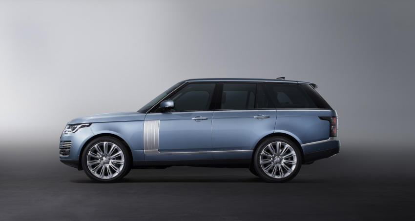 Range Rover facelift gets PHEV variant, added luxury Image #722841