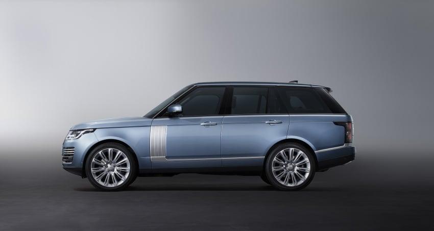 Range Rover facelift gets PHEV variant, added luxury Image #722841