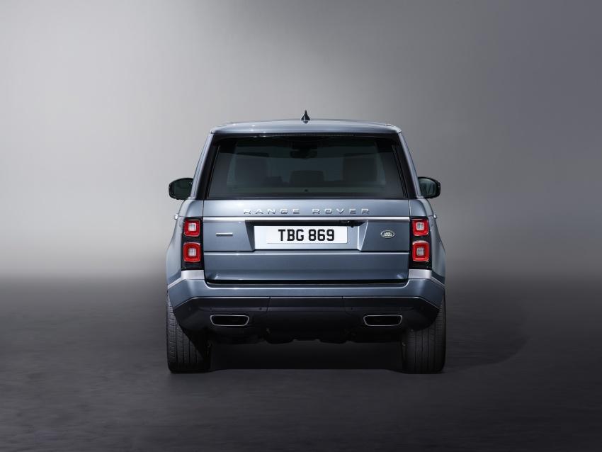 Range Rover facelift gets PHEV variant, added luxury Image #722842