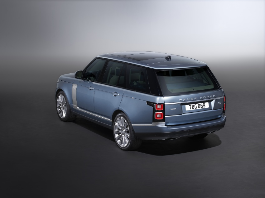 Range Rover facelift gets PHEV variant, added luxury Image #722843