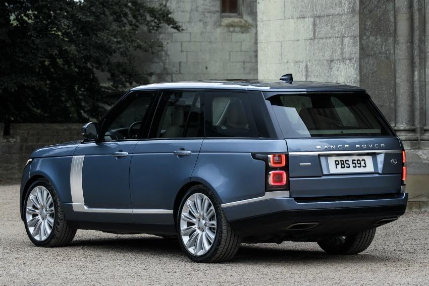 Range Rover facelift gets PHEV variant, added luxury Image #722849