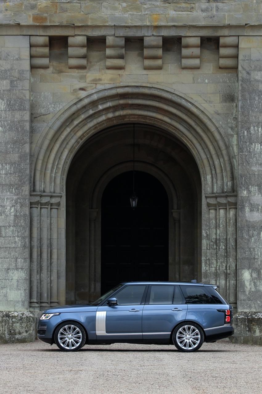 Range Rover facelift gets PHEV variant, added luxury Image #722850