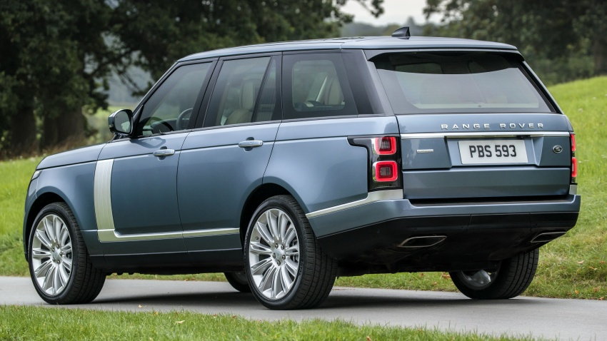 Range Rover facelift gets PHEV variant, added luxury Image #722851