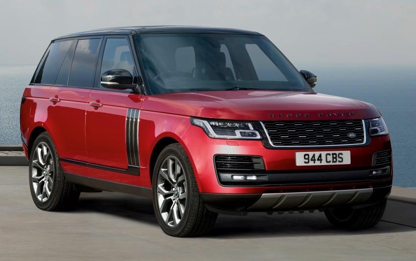 Range Rover facelift gets PHEV variant, added luxury Image #722893