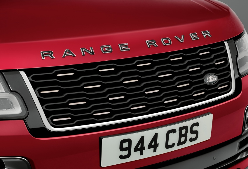 Range Rover facelift gets PHEV variant, added luxury Image #722895