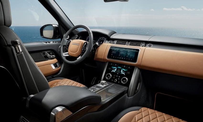 Range Rover facelift gets PHEV variant, added luxury Image #722896
