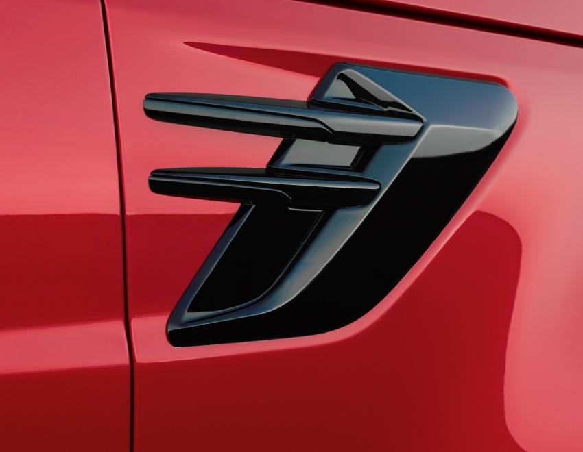 Range Rover Sport facelift – new P400e plug-in hybrid Image #719688