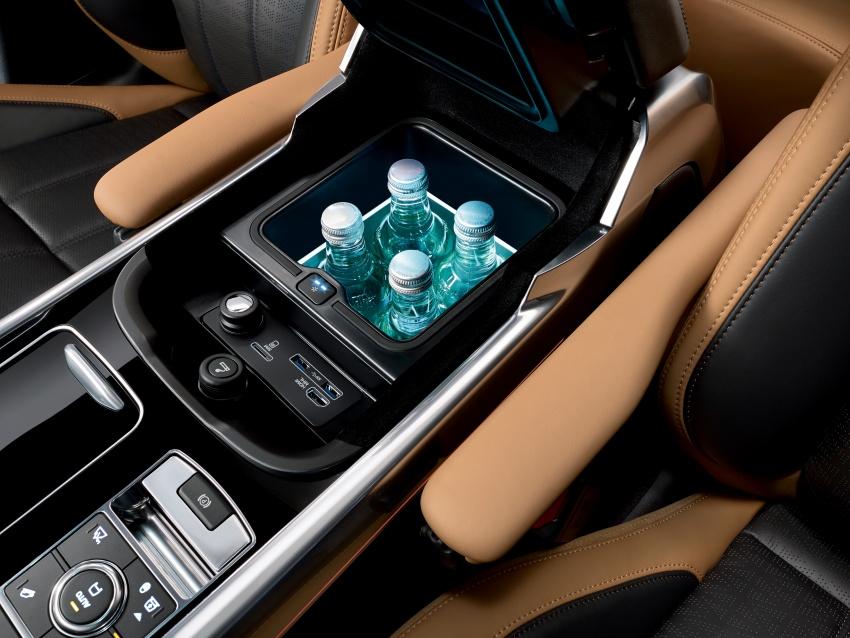Range Rover Sport facelift – new P400e plug-in hybrid Image #719705