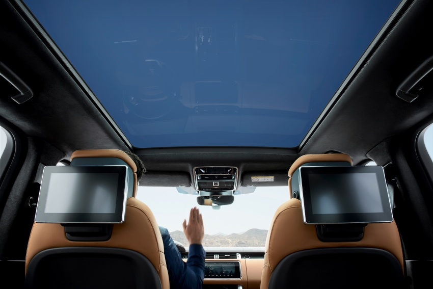 Range Rover Sport facelift – new P400e plug-in hybrid Image #719706