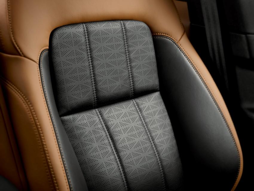 Range Rover Sport facelift – new P400e plug-in hybrid Image #719708