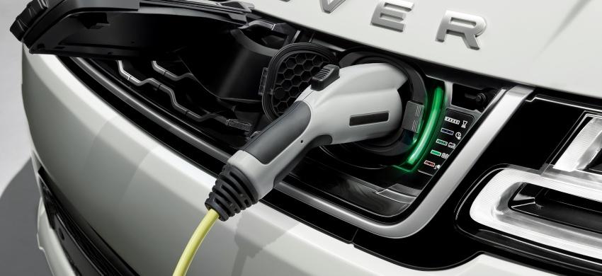 Range Rover Sport facelift – new P400e plug-in hybrid Image #719724