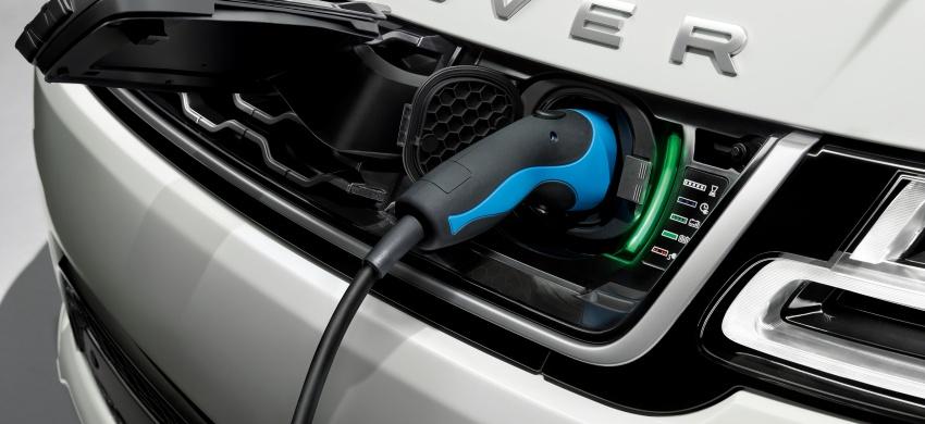 Range Rover Sport facelift – new P400e plug-in hybrid Image #719725