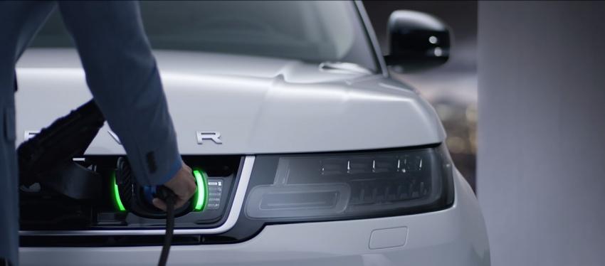 Range Rover Sport facelift – new P400e plug-in hybrid Image #719728