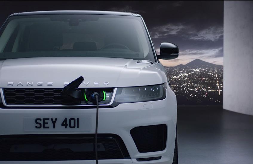 Range Rover Sport facelift – new P400e plug-in hybrid Image #719730