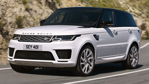 The Range Rover Velar May Be Star Of Land S Le At Moment But Solihull Hasn T Forgotten About Its Original Sporty Suv