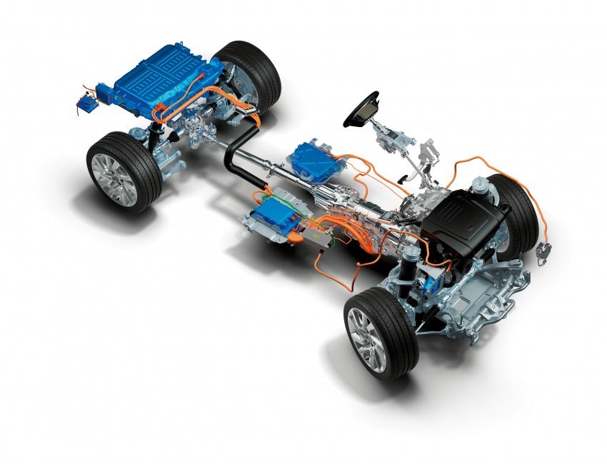 Range Rover Sport facelift – new P400e plug-in hybrid Image #719741