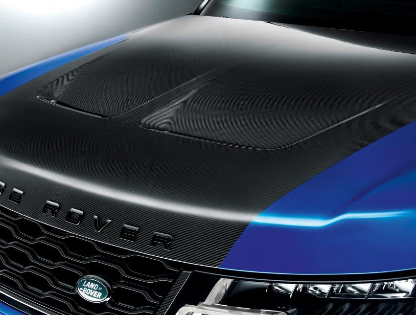 Range Rover Sport facelift – new P400e plug-in hybrid Image #719742