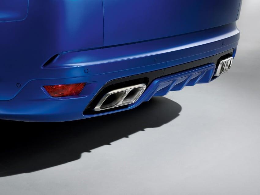 Range Rover Sport facelift – new P400e plug-in hybrid Image #719745